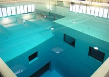 Deepest Indoor Swimming Pool in the World
