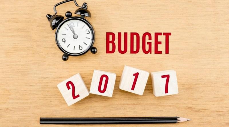 Union Budget 2017