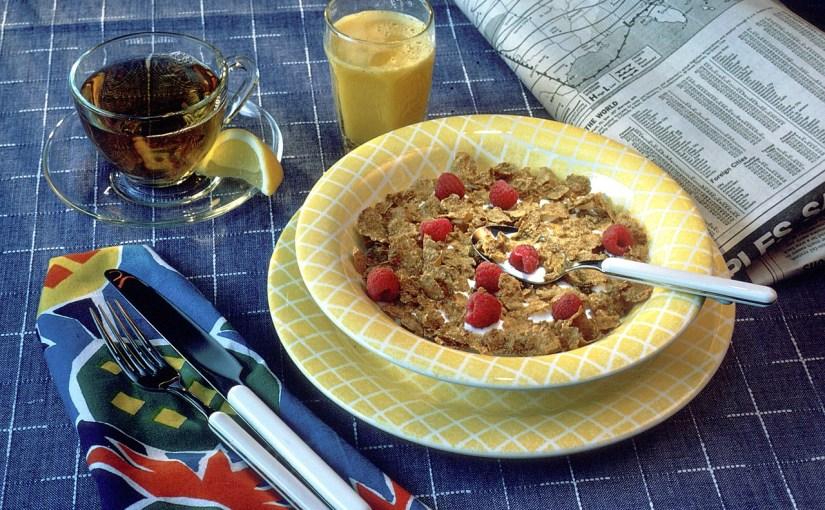 "Frühstücksbrei ""Afrikanische Sonne"""