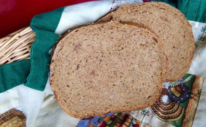 Süßkartoffel-Mehrkorn-Toast