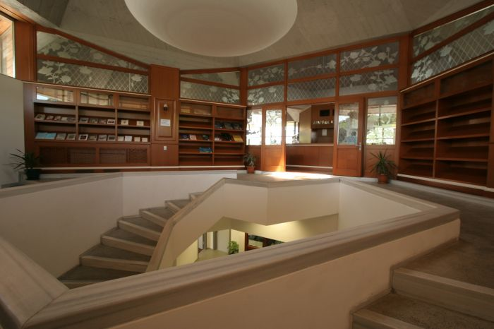 Atatürk Library Istanbul Taksim