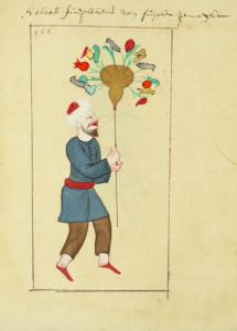 Ottoman lollipops