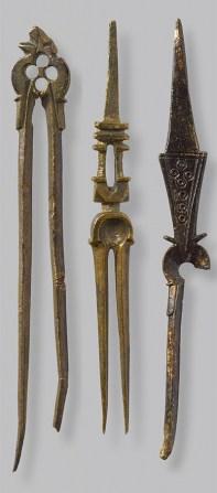 Byzantine Forks, 11th century