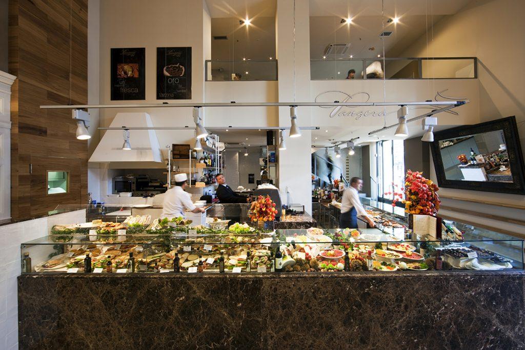 Milano Centrale ristoranti e bar per mangiare bene anche