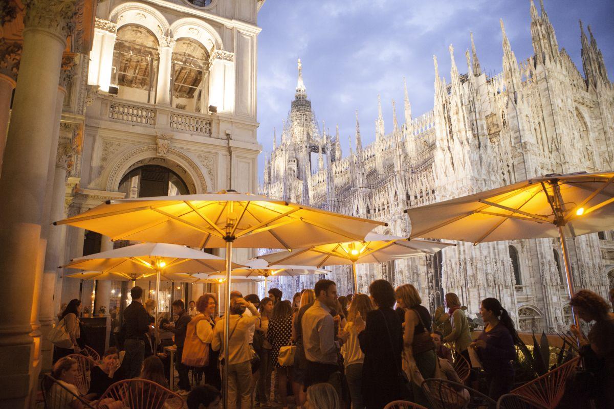 Terrazza Aperol Duomo Orari