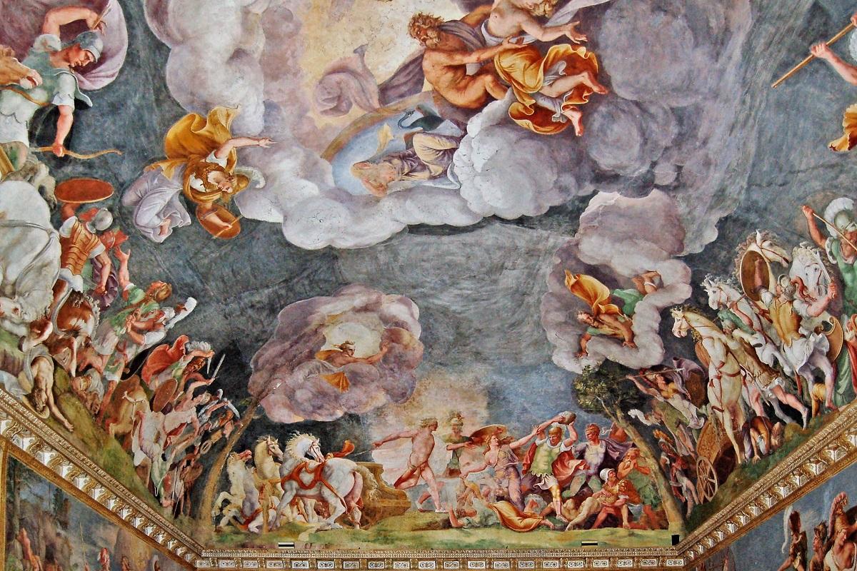 A Mantova Palazzo Te o Palazzo Ducale 5 motivi per