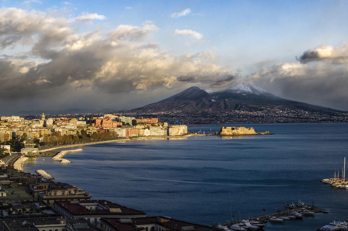 Napoli dallalto i luoghi pi belli con vista panoramica  Italoblog