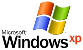 This is a Windows XP logo