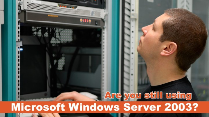 Microsoft Server 2003 article image