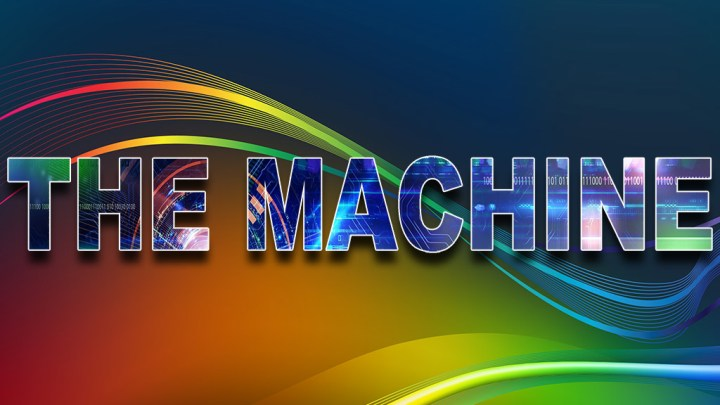 The Machine title image