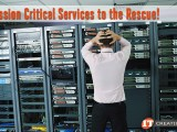 IT Creations Mission Critical Services anywhere in the world in 24 hours or less