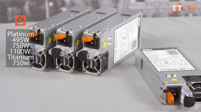 image of PSUs for poweredge r730 server