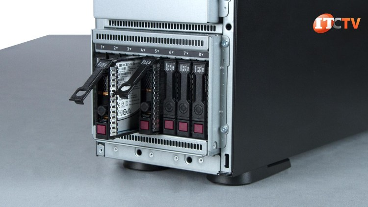 HPE ProLiant ML350 G10 Tower Server Storage