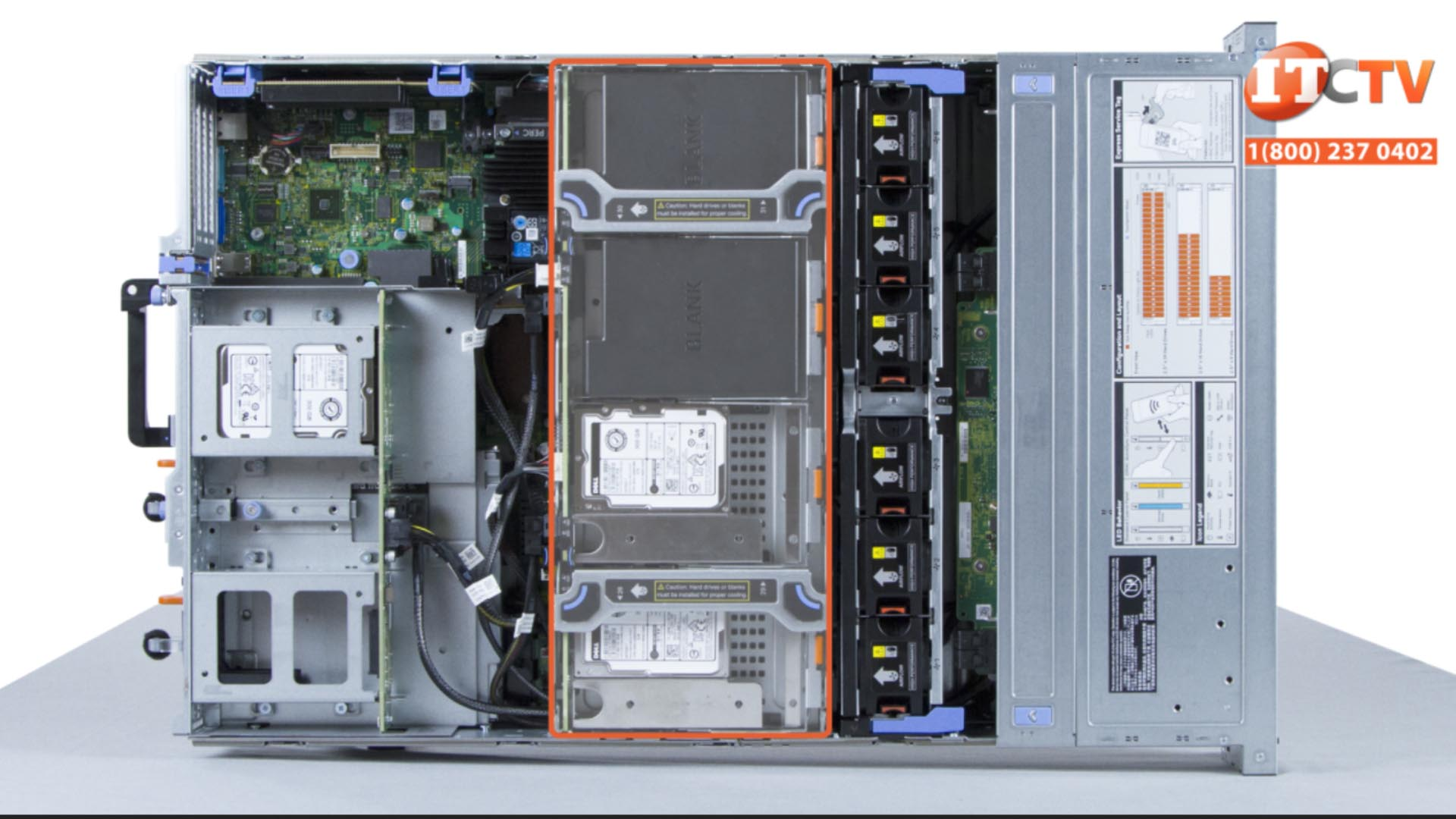 Dell R740XD Video Review