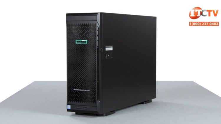 HPE ProLiant ML350 G10 tower server