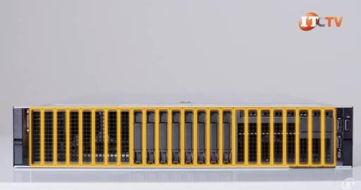 Dell EMC PowerEdge R840 Server 24 Bays