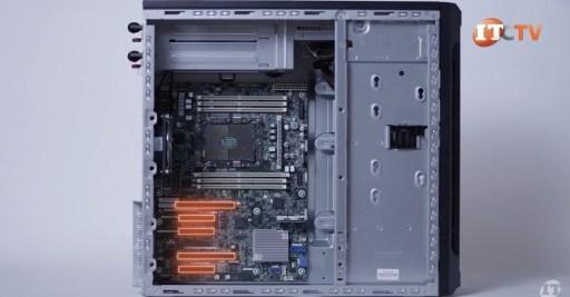 HPE ProLiant ML110 Gen 10 PCIe Slots