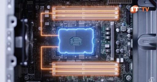HPE ProLiant ML110 Gen 10 Server CPU & DIMMs