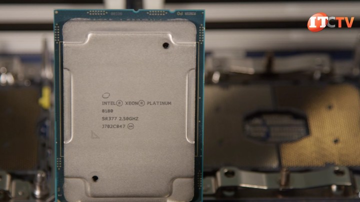 Intel Xeon Platinum Processor