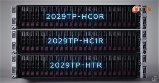 Supermicro 2029TP Systems