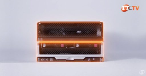 HPE Synergy 480 Gen10 front