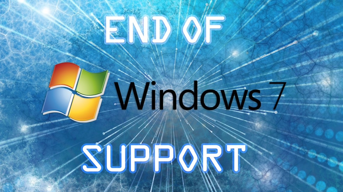 End of Windows 7