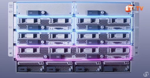 Full width unit in Cisco UCS 5108 Server