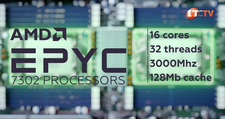 Tyan Transport HX TN83B8251 B8251T83E8HR-2T-N AMD EPYC CPU