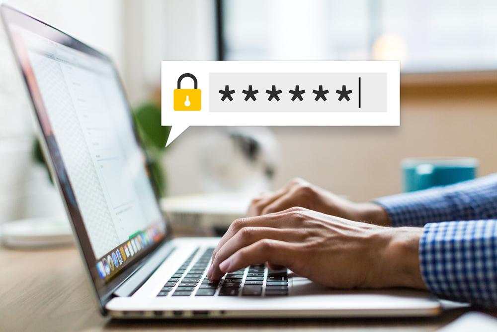 為您的NAS設定一組安全的密碼吧