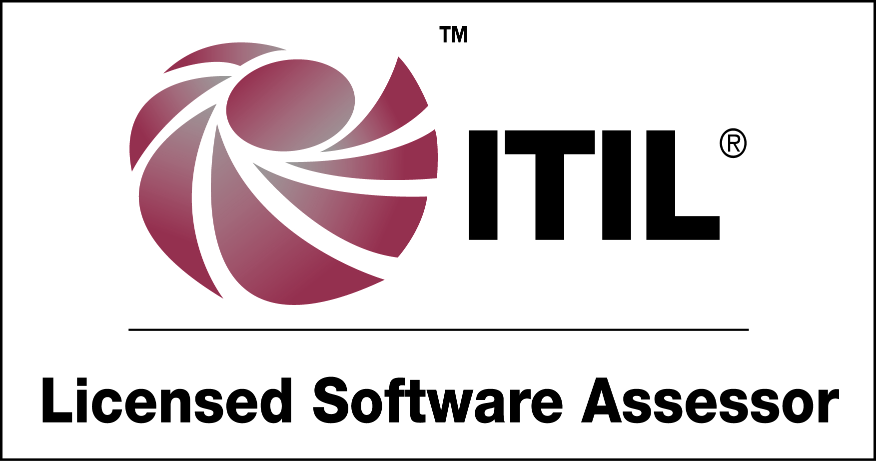 itil logo for cv