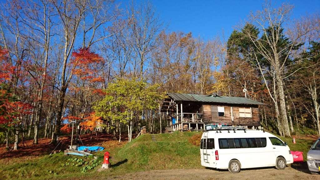 紅葉が綺麗な阿寒の森:開拓生活研究所ブログ