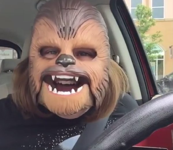 #Chewbaccamom (movies and short film)