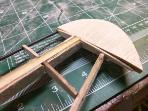 Wing Tip Before Shaping