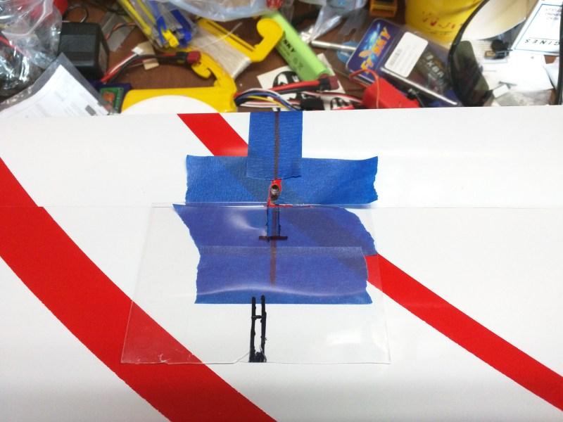 Pushrod Line Setup With Exit Cut Template