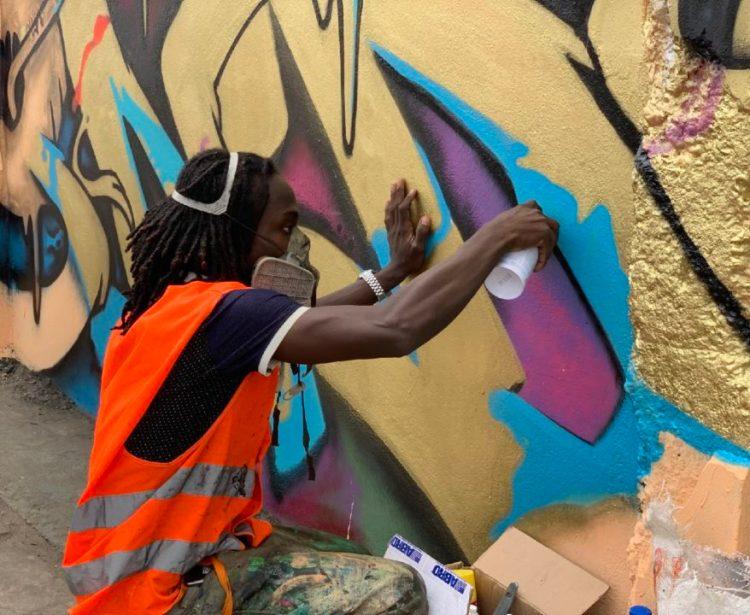 Effet Graff festival d'art urbain et de graffiti