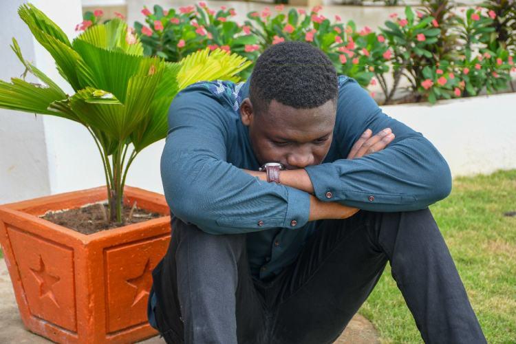 tritesse afrique émotions
