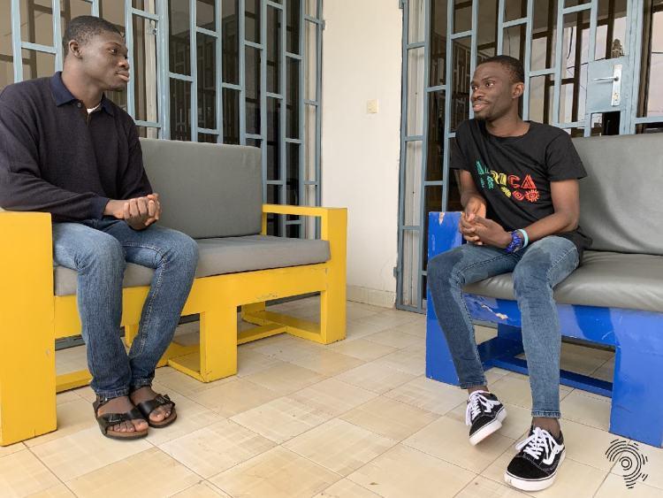Friggens Tossou, le nom derrière le nouveau visage d'Iwaria