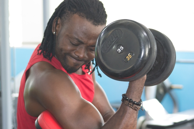 gym free photos african fitness