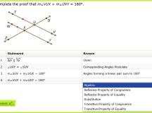 New Geometry Skills on IXL