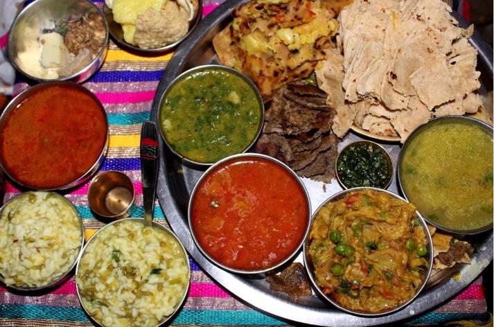 a nutritious diet plan kid's nutrition balanced diet Indian Thaali