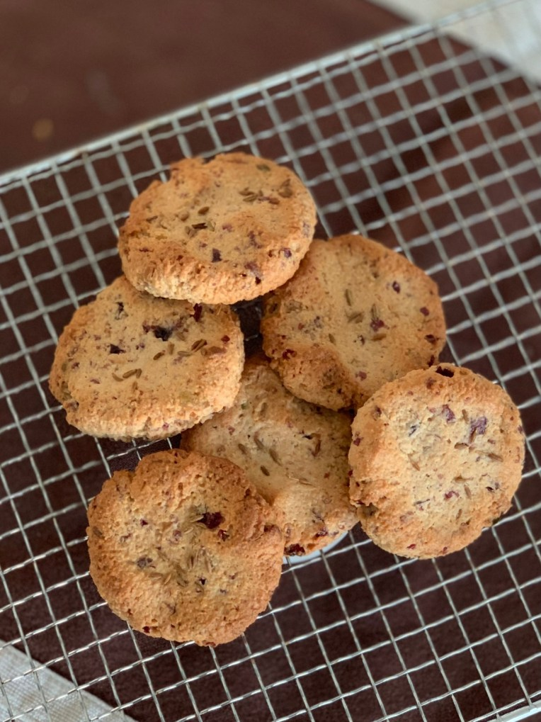 Recipe of wheat berry cookie by Iyurved
