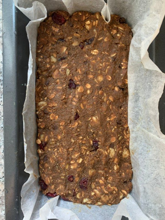 Recipe of whole grain cake by iyurved