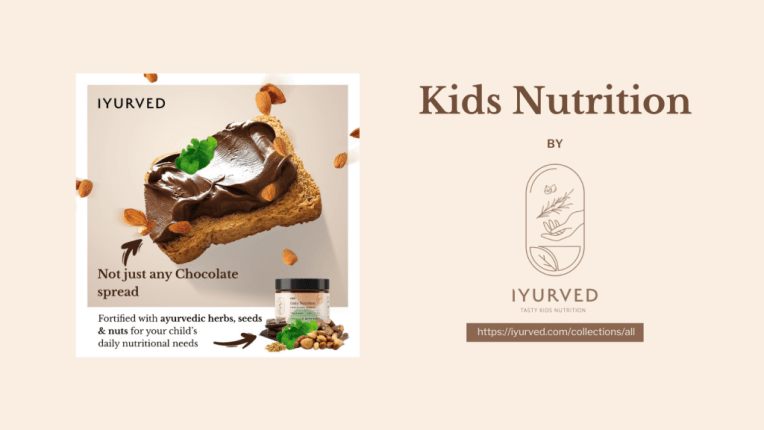 Iyurved Daily Kids Nutrition