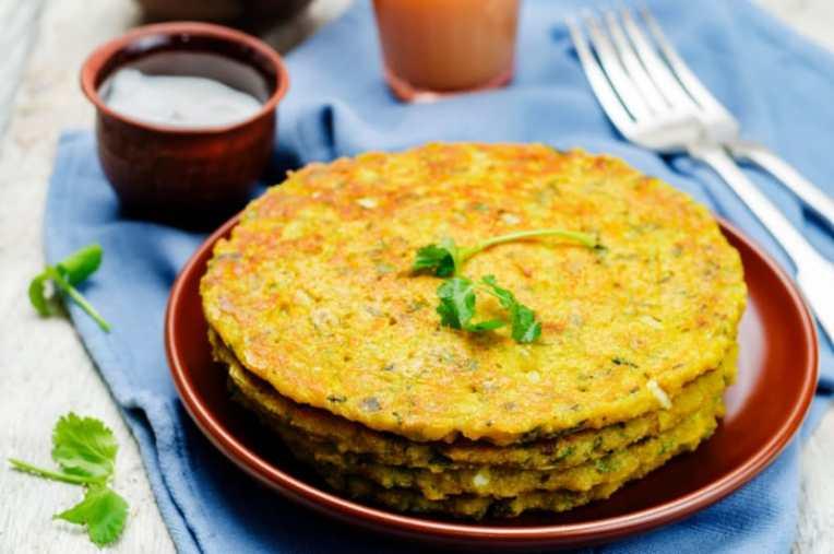 Recipe of moong dal pancake by Iyurved