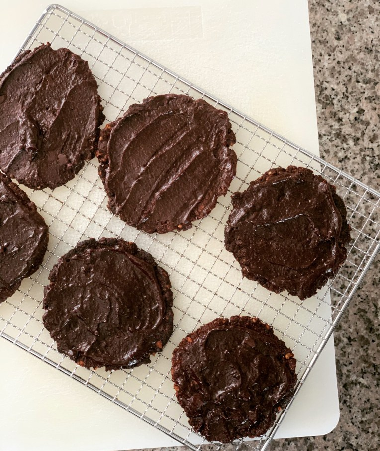 Almond date cookies by Iyurved, health foods for kids