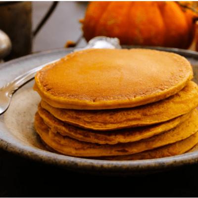 Recipe of Pumpkin Pancake by Iyurved