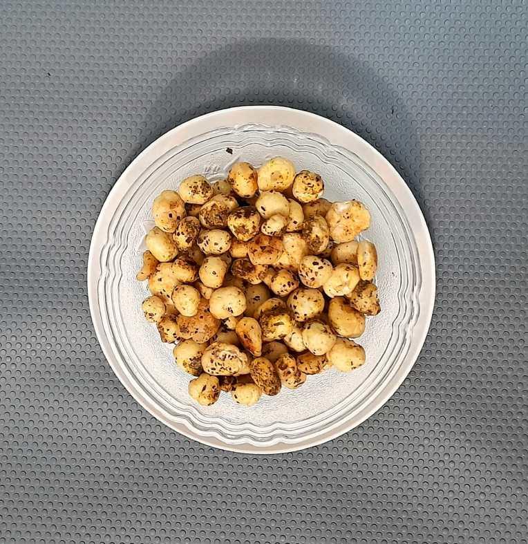 roasted makhana recipe by iyurved