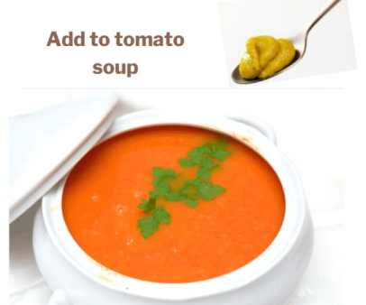 Tomato soup recipe by Iyurved