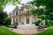 Villa Les Cèdres près de Paris