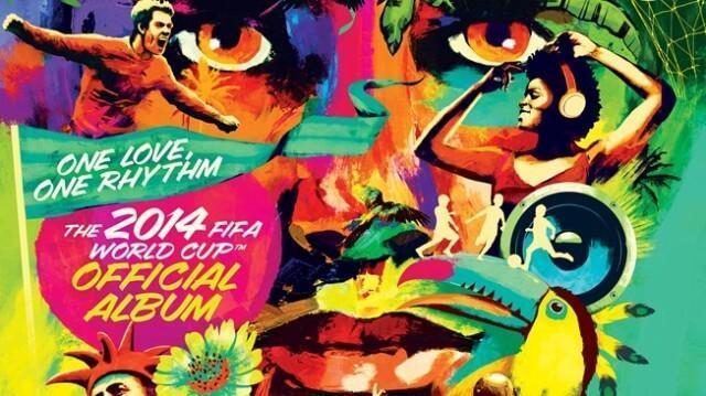 We Are One (Ole Ola) - Pitbull(2014 巴西世界盃足球賽 主題曲)(The 2014 FIFA World Cup Official Album)